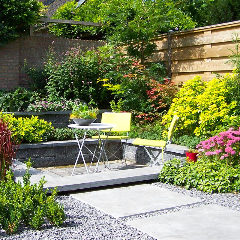 Qualitas exsto ontwerp advies buro tuin ontwerp aanleg oss - Tuin ontwerp foto ...